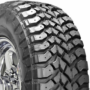 4 New Lt37x12 50 17 Hankook Dynapro Mud Rt03 1250r R17 Tires Lr D