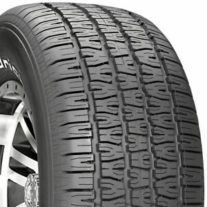 1 New 205 70 14 Bf Goodrich Bfg Radial T a 70r R14 Tire