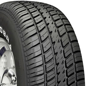 2 New 275 60 15 Cooper Cobra Radial Gt 60r R15 Tires