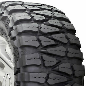 2 New Lt33x12 50 17 Nitto Mud Grappler 1250r R17 Tires Lr E
