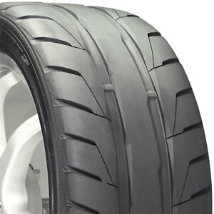 2 New 255 40 17 Nitto Nt 05 40r R17 Tires