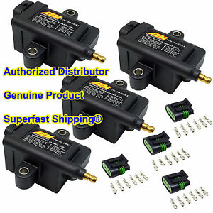 Aem 30 2853 High Output Igbt Inductive Smart Ignition Coil Set Of 4