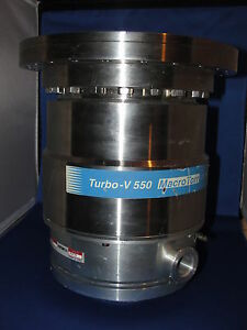 Varian Turbo v 550 Macrotorr Vacuum Pump Model 969 9050