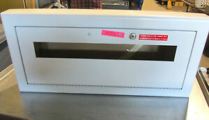 Nib Larsen s Semi recessed Fire Extinguisher Cabinet no Glass Vr 28
