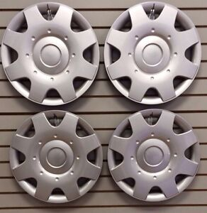 New 1998 2009 Vw Volkswagon Beetle 16 Hubcaps Wheelcovers Set Of 4