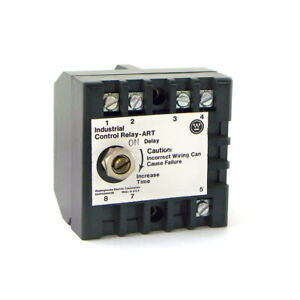 Westinghouse Industrial Control Relay Timer Atra on