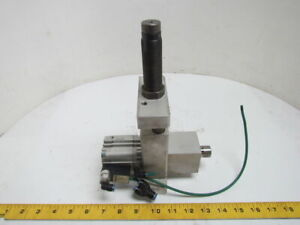 Pneumatic Stop Cylinder Air Stopper W hydraulic Shock Absorber