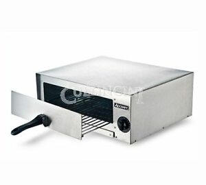 Adcraft Pizza Oven Commerical Electric Stainless Steel Ck 2