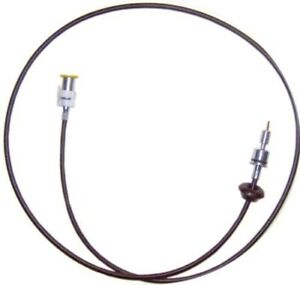 69 70 71 72 Mustang 4 Speed Speedometer Cable