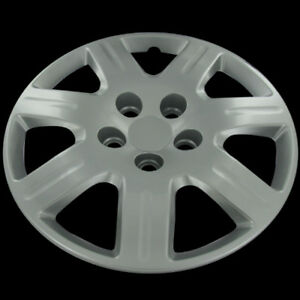 Four New 16 Inch Silver Wheel Rim Covers Hubcaps Hub Cap For 06 13 Honda Civic