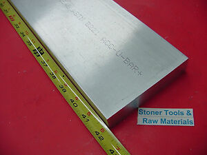 1 x 4 1 2 Aluminum Flat Bar 42 Long 1 000 Solid 6061 T6511 Plate Mill Stock