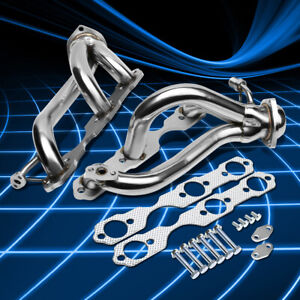 Fit Chevy Gmc S10 94 04 4 3l Stainless Steel Performance Header Manifold Exhaust