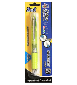 Medium Point Green 2 In 1 Mechanical Pencil 4 Color Ballpoint Pen