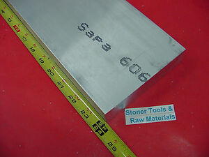 1 1 4 X 5 Aluminum 6061 Flat Bar 24 Long Solid T6 1 250 Plate New Mill Stock