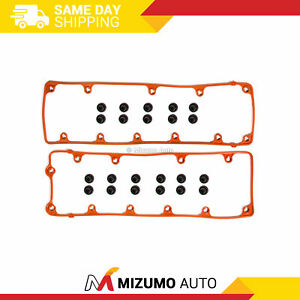 Valve Cover Gasket Fit Ford Crown Victoria E150 F150 Mustang Lincoln 4 6 Sohc