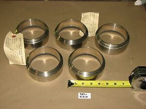 Lot Of 5 New Crosby Valve Seat K96168