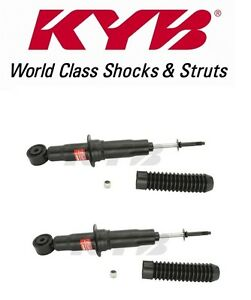 Fits Toyota Sequoia 2001 2007 Set Of 2 Front Shock Absorbers Kyb Excel G 341466