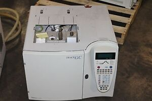 Thermoquest Trace 2000 Series Gc Gas Chromatograph Thermo Quest