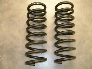 Mustang Ii 2 Coil Springs 425 Pound Ifs Independent Front End Suspension 425 Lb