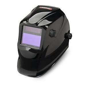 Lincoln Viking 1840 Series Black Auto Darkening Welding Helmet k3023 3