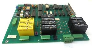 Balance Technology Inc Pc Board 31818 B Oal 10 Width 8 1 2
