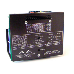 Anaheim Automation Dps30 Series Step Motor Driver Dps30 pg