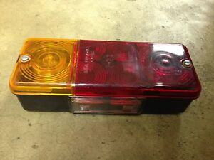 Belarus Part 333716010 Rear Turn Signal Light For 500 800 900 Series Tractor