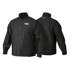 Lincoln K2985 Traditional Flame Resistant Welding Jacket Size X large