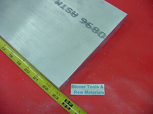 1 x 8 x 23 Aluminum 6061 Flat Bar T6511 Solid 1 000 New Plate Mill Stock