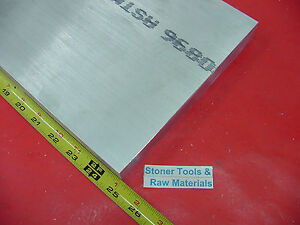 1 x 8 x 25 Aluminum 6061 Flat Bar T6511 Solid 1 000 New Plate Mill Stock