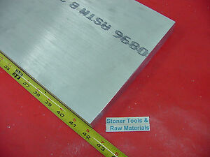 1 x 8 x 42 Aluminum 6061 Flat Bar T6511 Solid 1 000 New Plate Mill Stock