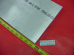 1 x 8 x 47 1 2 Aluminum 6061 Flat Bar T6511 Solid 1 000 New Plate Mill Stock