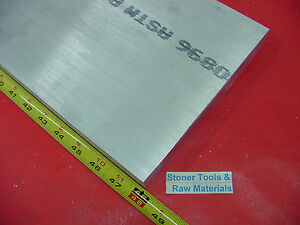 1 x 8 x 48 Aluminum 6061 Flat Bar T6511 Solid 1 000 New Plate Mill Stock