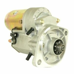 Starter Chevy Blazer Luv S10 Pickup Truck 81 82 83 84 85 With 2 2l Diesel Eng