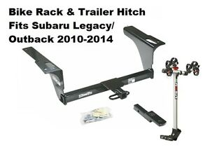 Trailer Hitch Bike Rack For Subaru Legacy Outback 2010 2019