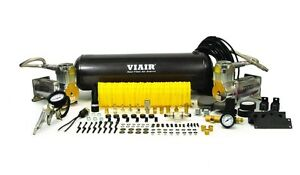 Viair 20013 Dual On Board Air System 200 Psi Max With 2 5 G Tank Tires Tools