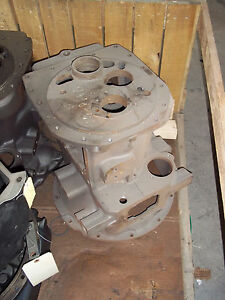 241847 Clark Forklift Transmission Housing C500y 685 Application C500y685