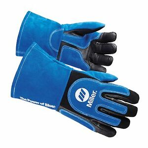 Miller Heavy duty Mig stick Welding Gloves x large 263340
