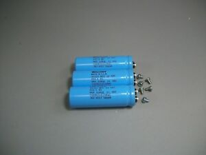 Mallory Model Cgs903u010r4c Capacitor lot Of 3pieces