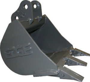 Compact Excavator Heavy Duty Buckets 16 To 18