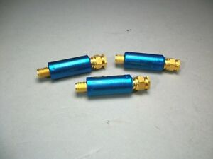Mini circuits Attenuator Assortment lot Of 3 Pieces