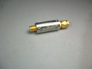Mini circuits Model Sat 7 Attenuator 50 Ohm 7 Db