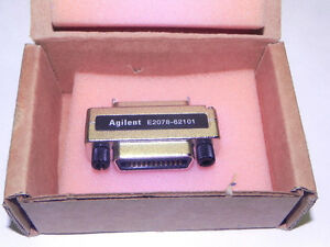 Agilent hp E2078 62101 Hpib Extension Module accessory