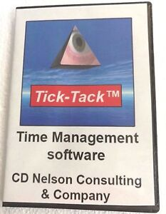 Click time Time Clock Time Management Software Up To 3 Employees One License