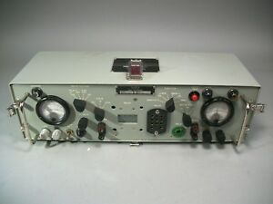 Tm Systems Inc An ugm 10 Naval Department Relay Test Set Ts 3437 u