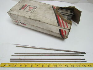 Lincoln Jetweld 3 E6012 6012 Stick Welding Rods Electrodes 5 32x14 40 Lb