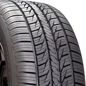 4 New 225 55 17 General Altimx Rt43 55r R17 Tires