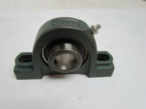 Dodge Mcgill Mb 25 1 1 4 Pillow Block Bearing 1 1 4 Bore 2 bolt Mount 124074