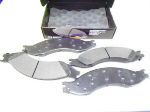 1010 10 Performance Friction Brake Pad Set Z Rated