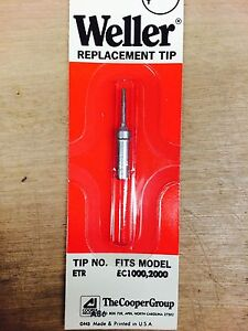 Replacement Industrial Soldering Tip Etr Weller nn0603 9